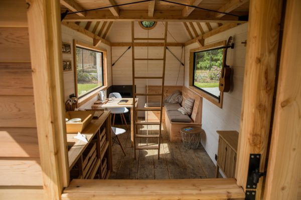 Build Your Tiny House Wildernest