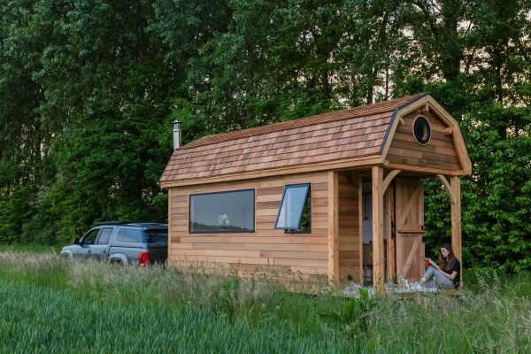 Build A Tiny Home For Free